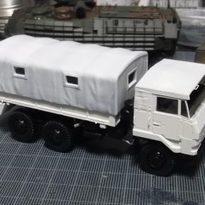 73式大型トラック(新型) 海外派遣仕様②