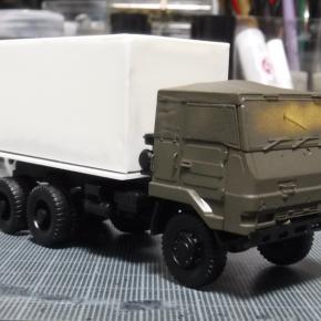 73式大型トラック(新型) 12式地対艦誘導弾 射撃管制装置②