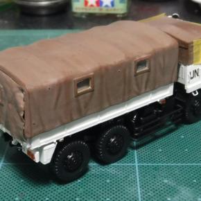 73式大型トラック(新型) 海外派遣仕様④
