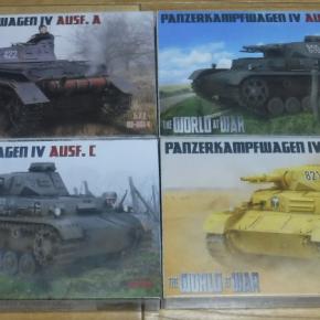 IV号戦車 A~D型