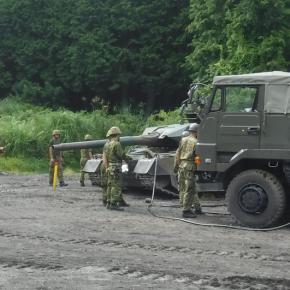 フジミ模型 1/72 陸上自衛隊隊員