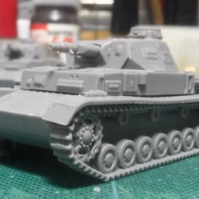 IBG Models 1/76 Panzerkampfwagen IV Ausf.C ①