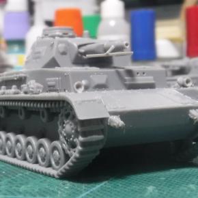 IBG Models 1/76 Panzerkampfwagen IV Ausf.B ②