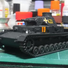 IBG Models 1/76 Panzerkampfwagen IV Ausf.A ③