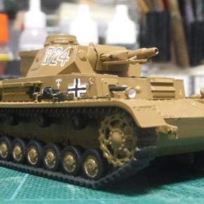IBG Models 1/76 Panzerkampfwagen IV Ausf.D(TP) ③