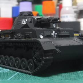 IBG Models 1/76 Panzerkampfwagen IV Ausf.B ③