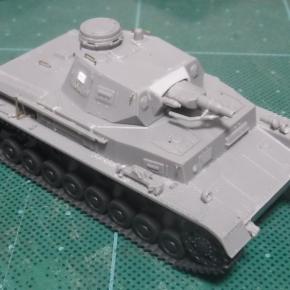 IBG Models 1/76 Panzerkampfwagen IV Ausf.C ②