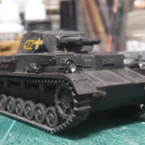 IBG Models 1/76 Panzerkampfwagen IV Ausf.A ④