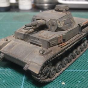 IBG Models 1/76 Panzerkampfwagen IV Ausf.B ④