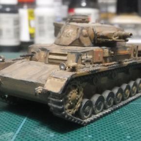IBG Models 1/76 Panzerkampfwagen IV Ausf.D(TP) ④