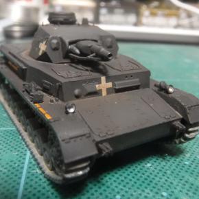 IBG Models 1/76 Panzerkampfwagen IV Ausf.C ④