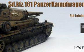 Sd.kfz.161 Panzer IV Ausf.D(TP)